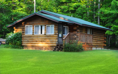 sleepy eyed goose resort upper peninsula cabin rentals