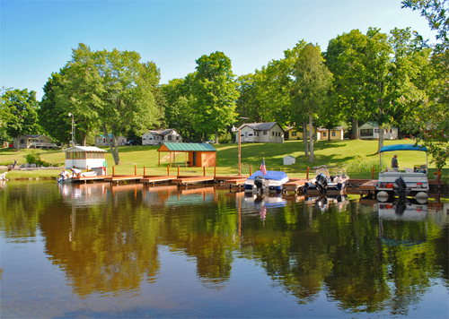 Curtis MI Resort | UP Resort | Upper Peninsula Cabins