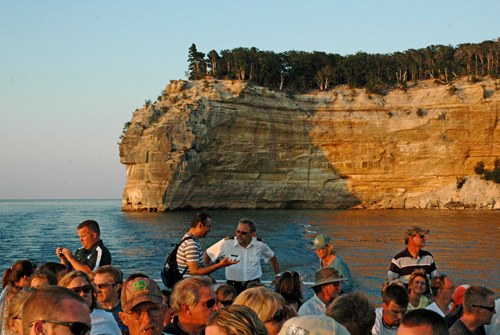 Curtis MI Attractions | Pictured Rocks National Lakeshore
