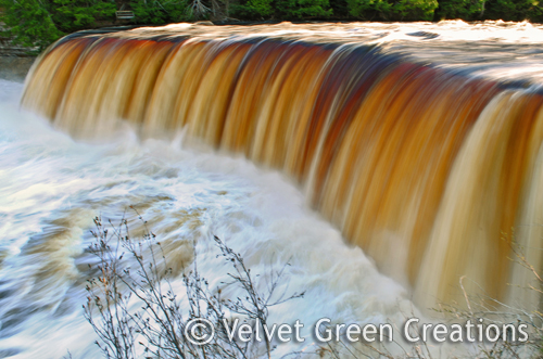 Curtis Attractions | Upper Tahquamenon Falls